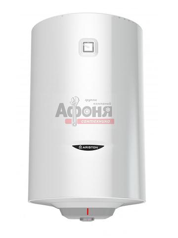 Водонагр PRO1 R ABS 65 V SLIM ARISTON (накопит,наст,цилинд форма,узкий)