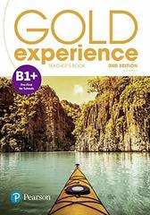 Gold Experience 2ed B1+ TB/OnlinePractice/OnlineResources pk