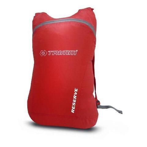 Рюкзак туристический Trimm  RESERVE, красный