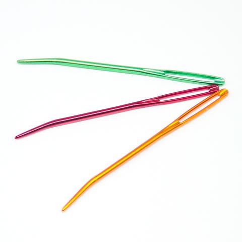 HiyaHiya Darn It Yarn Needle Bundle Набор Игл для трикотажа (металл) Комплект 3 шт.
