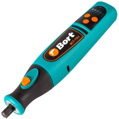 Гравер аккумуляторный Bort BCT-72Li