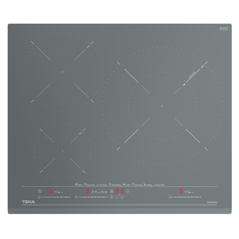 Индукционная варочная панель TEKA IZC 63630 MST STONE GREY