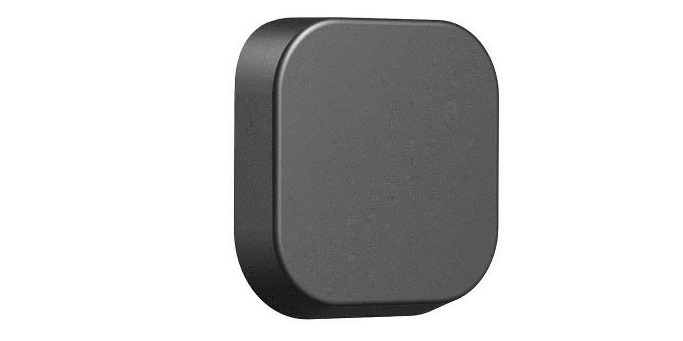 Защитная крышка на объектив камеры HERO9 Black вид спереди