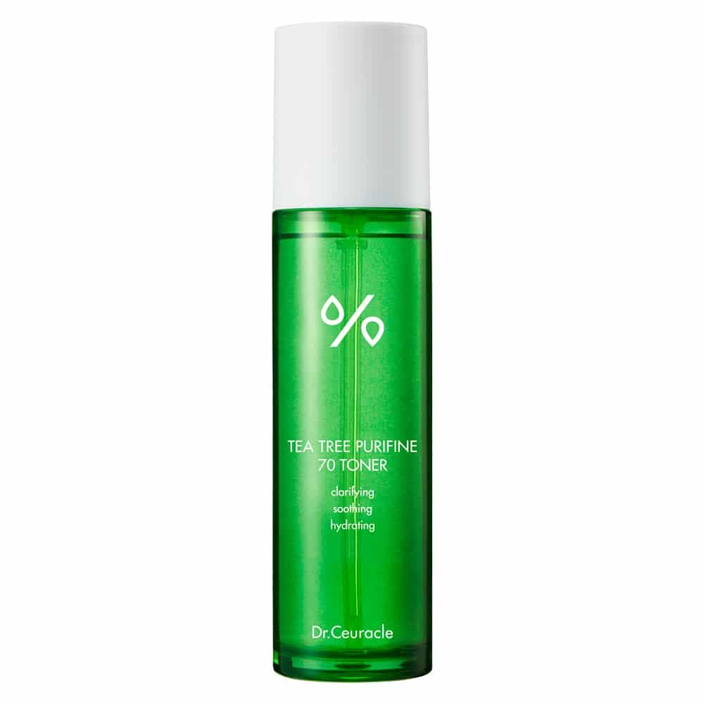 Тонер Dr.Ceuracle Tea Tree Purifine 70 Toner 100 мл