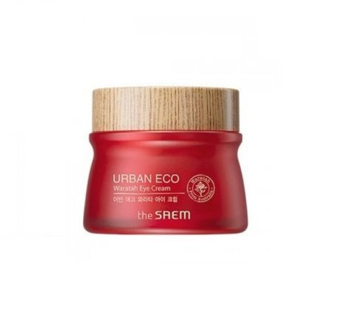 Крем для век повышающий эластичность кожи The Saem Urban Eco Waratah Eye Cream