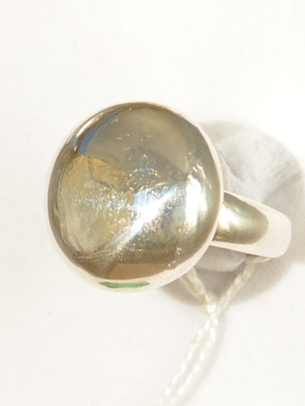 ПолусфераМ (кольцо из серебра)