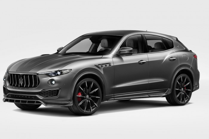 Обвес Larte Design Shtorm для Maserati Levante Matt