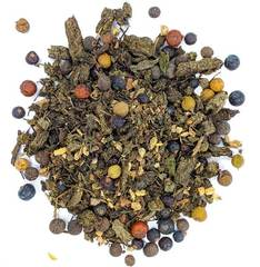 Масала чай на травах, эко чай, фитосбор 100 гр