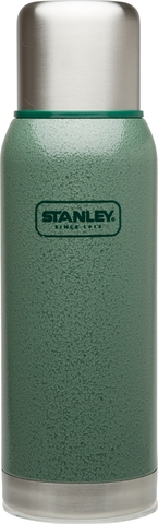 Картинка термос Stanley Adventure 1L Зеленый - 1