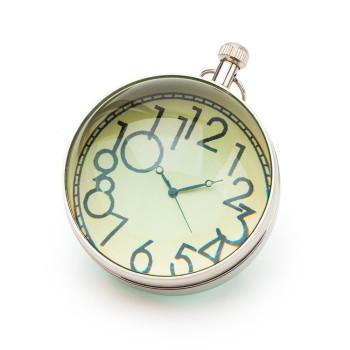 Часы-шар настольные