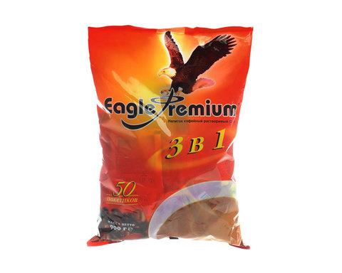купить Кофе растворимый Eagle Premium 3в1, 50 шт по 18 г