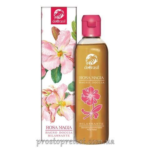 Dobrasil rosa magia bagno doccia rilassante - Парфюмированный релаксирующий гель для душа