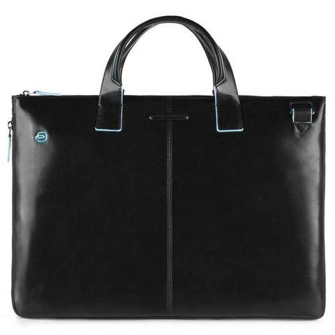 Сумка для ноутбука Piquadro Blue Square (CA4021B2/N) черный кожа