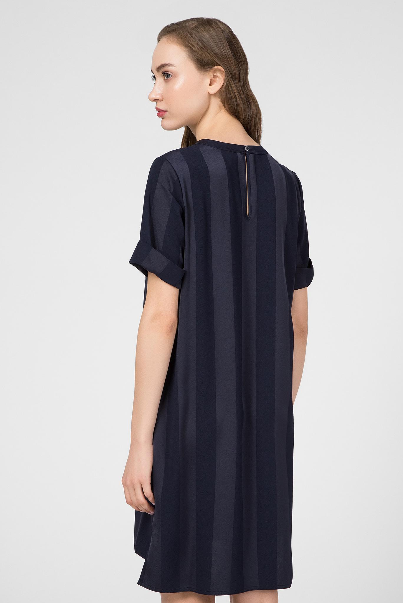Женское темно-синее платье FIFI Tommy Hilfiger