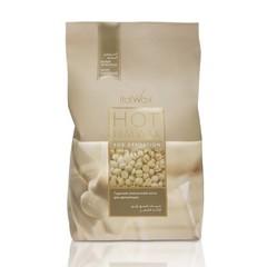 Italwax, Воск для депиляции горячий в гранулах «Белый шоколад», 1 кг