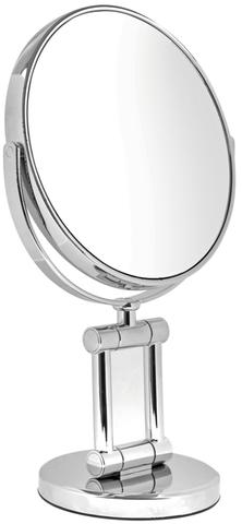 Косметологическое зеркало с пятикратным увеличением 5x. Модель 2257