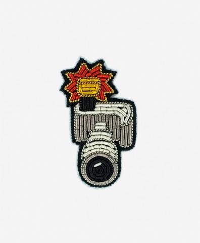 Брошь Photo Lens