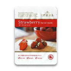 Maska \ Маска IPUDA Facial Mask 25ml Strawberry