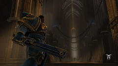 Warhammer 40,000 : Space Marine - Iron Hand Chapter Pack DLC (для ПК, цифровой ключ)