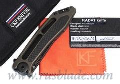CKF Kadat (Alex Vorobyov, M390, Ti, Zirc, Timascus)