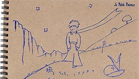 Маленький принц. Альбом для зарисовок 1