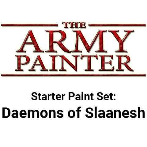 Army Painter: Daemons of Slaanesh