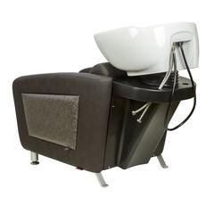 Парикмахерская мойка МД-123 Декор без регулировки ножной части