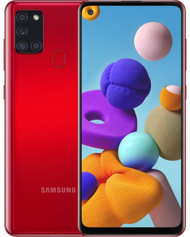 Samsung Galaxy A21s 4/64GB Красный red1.jpg