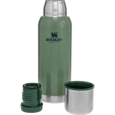 Термос Stanley Adventure (0,73 литра), зеленый