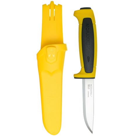 Туристический нож Morakniv Basic 546, нержавеющая сталь