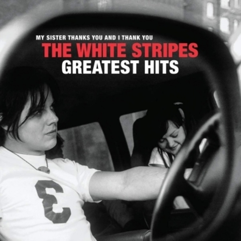 Виниловая пластинка. The White Stripes -Greatest Hits