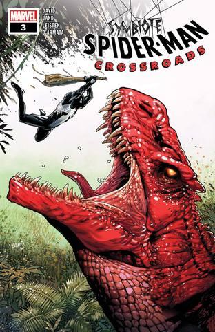 Symbiote Spider-Man Crossroads #3 Cover A