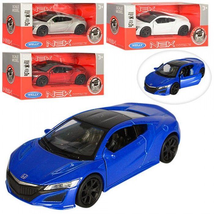 Машинка-игрушка Honda NSX
