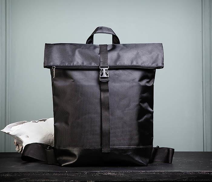 BAG461-1 Городской мужской рюкзак из ткани «Оксфорд» фото 02