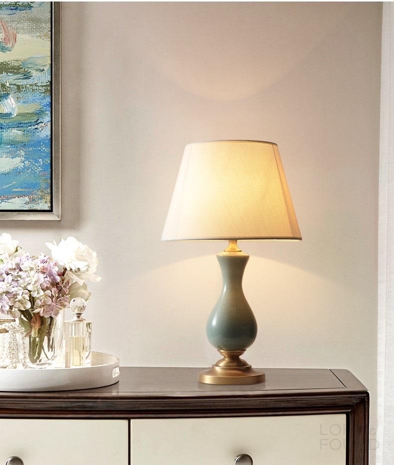 Настольная лампа Caydon