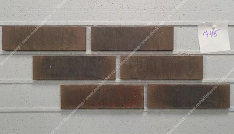 Feldhaus Klinker - R745NF14, Vascu Geo Venito, 240x14x71 - Клинкерная плитка для фасада и внутренней отделки