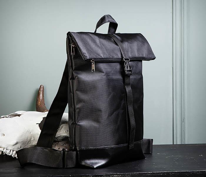 BAG461-1 Городской мужской рюкзак из ткани «Оксфорд» фото 03