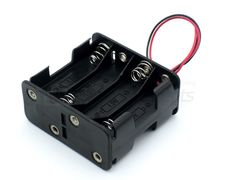 Отсек для батареек 8хАА без штекера