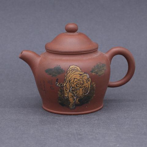 Чайник из исинской глины, 220мл,  130147