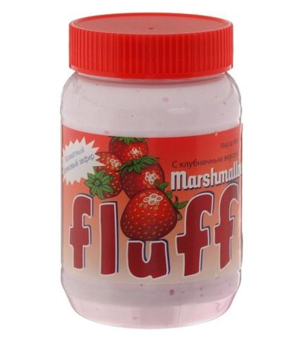 Зефир Кремовый Marshmallow Fluff (Клубника)