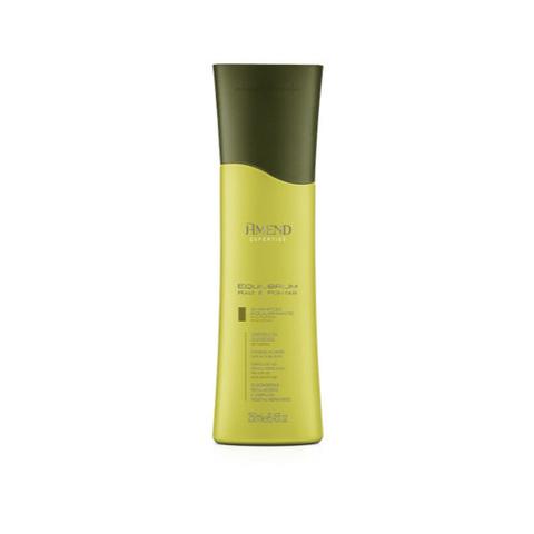 AMEND | Шампунь для волос, жирных у корней и сухих на кончиках / Equilibrium Raiz&Pontas, (250 мл)