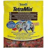 Тетра TetraMin Корм для тропических рыб, хлопья 12г (766402/159501)