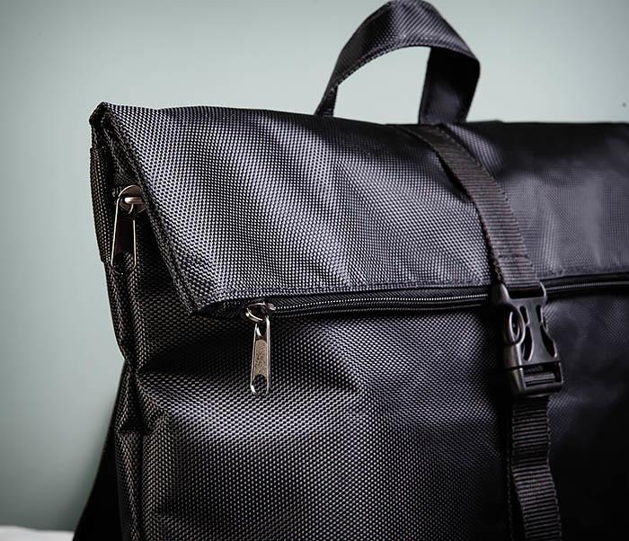 BAG461-1 Городской мужской рюкзак из ткани «Оксфорд» фото 04
