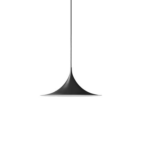 Подвесной светильник копия Semi by Gubi (черный)