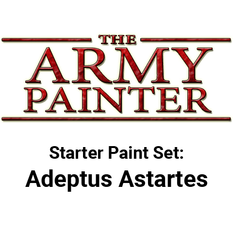 Army Painter: Adeptus Astartes