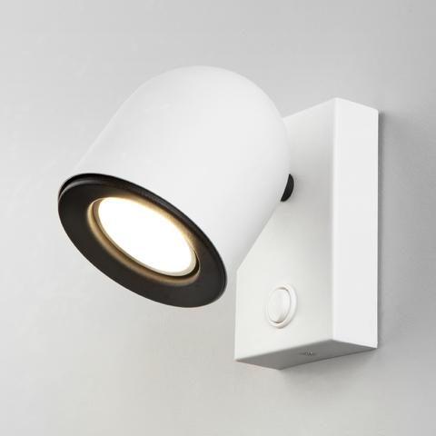 Ogma GU10 SW белый Настенный светильник MRL 1009