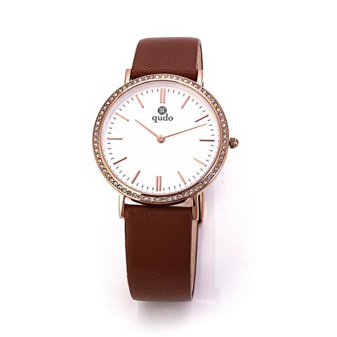 Часы наручные женские Trento 801523 BR/RG