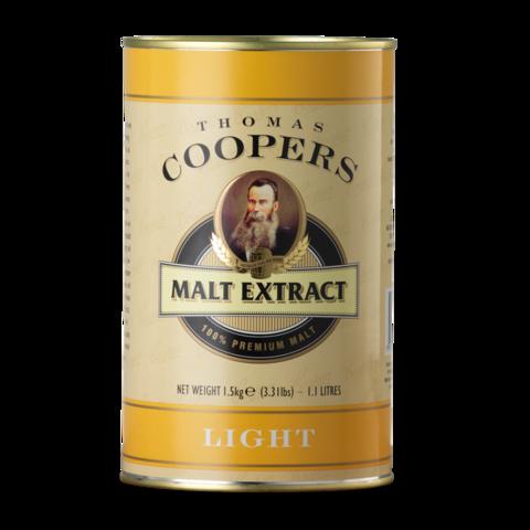 Неохмеленный солодовый экстракт Coopers Light