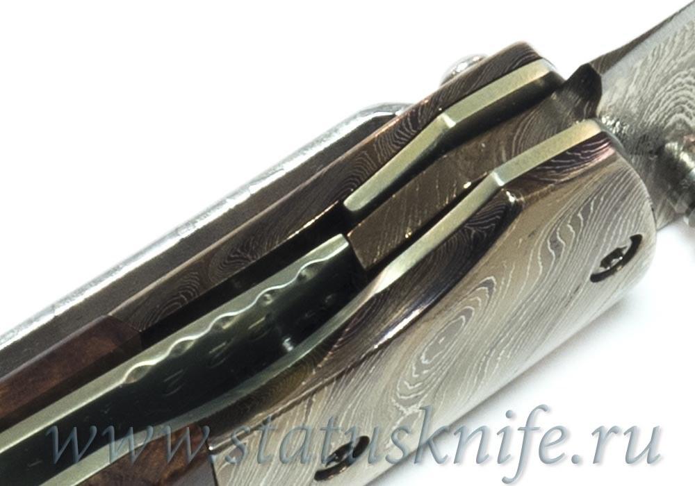 Нож Mike Irie Model 1 - фотография