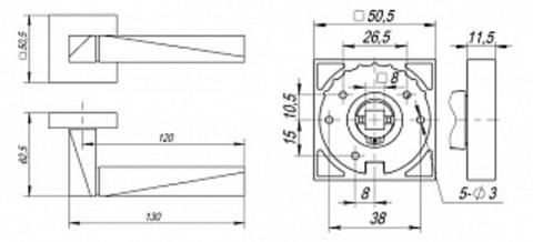 DIAMOND DM SN/CP-3 Схема